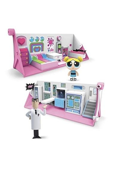 Cartoon Network Powerpuff Girls Dönüşen Oyun Seti 22309 Renkli